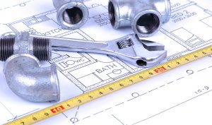 plumbing plans and plumbing fittings